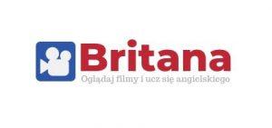 logo Britany - Oglądaj filmy iucz się angielskiego