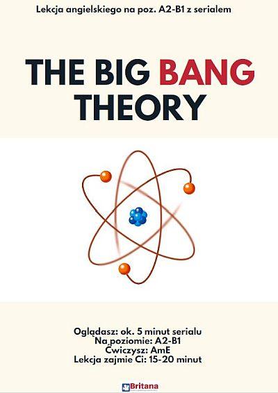 Pobierz lekcję zserialem Big Bang Theory iucz się angielskiego!