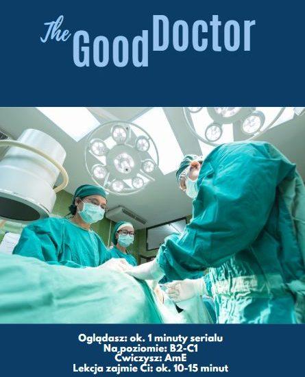 Kurs angielskiego medycznego